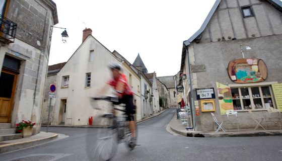 Loire Valley Biking Tour